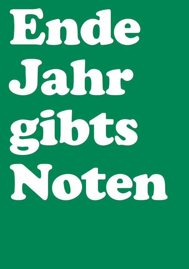 Neujahrskarte 2011/12
