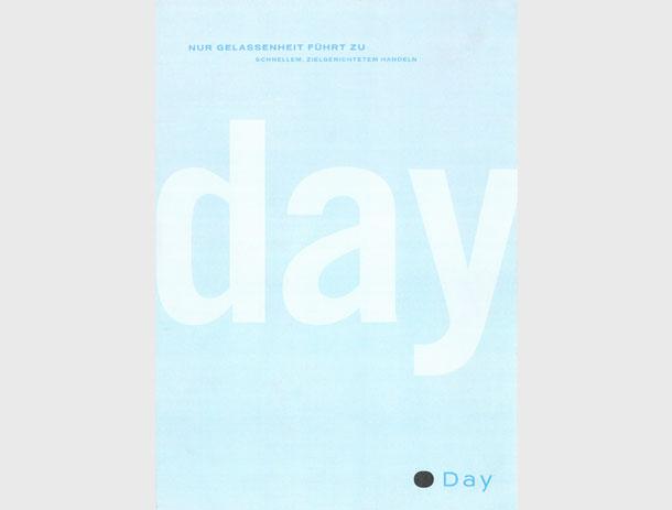 Image-Broschüre für Day