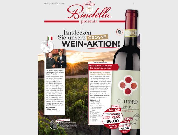 Bindella Weinhandel-Weinbau AG